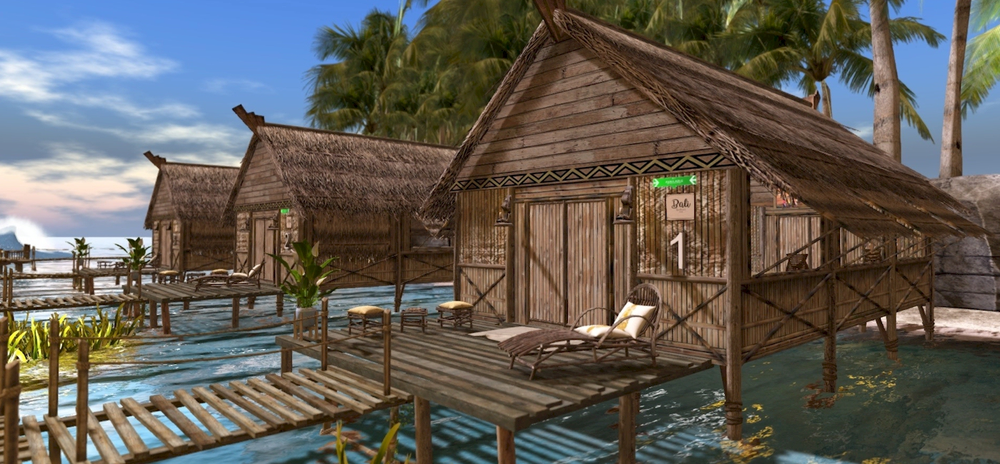 Bali Virtual Resort